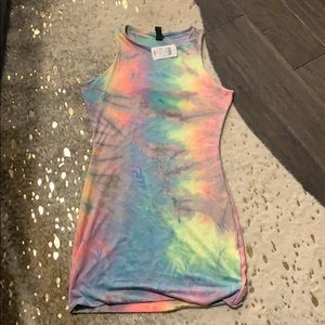 Windsor tye dye Dress